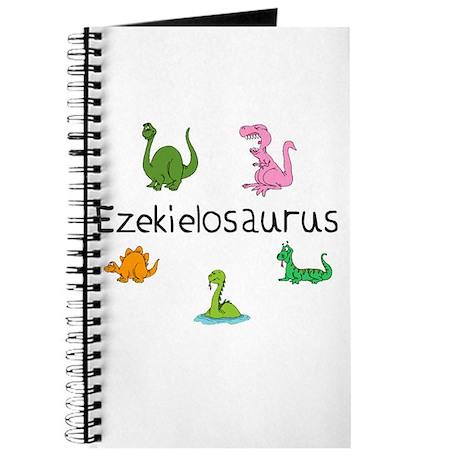 Ezekielosaurus Journal