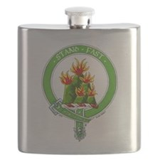 Clan Grant Flask