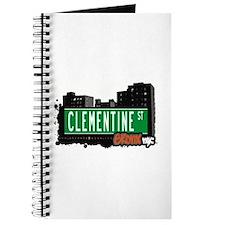 Clementine St, Bronx, NYC Journal