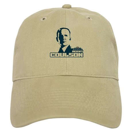 Agent Coulson Cap