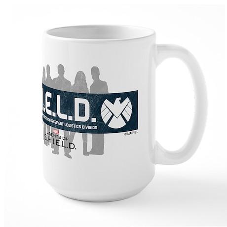 S.H.I.E.L.D. Large Mug