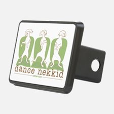 dance nekkid Hitch Cover