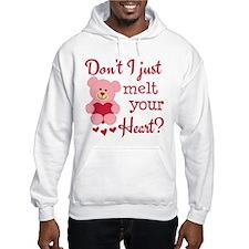 Bear Heart Melt Hoodie