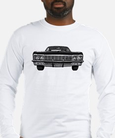 1966 Chevy Caprice Long Sleeve T-Shirt