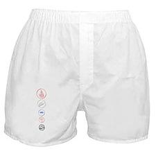 Divergent Boxer Shorts