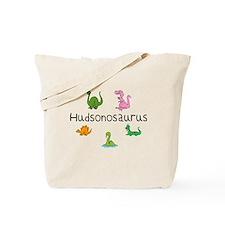 Hudsonosaurus Tote Bag