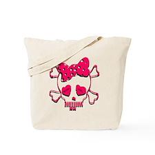 Steno girl Tote Bag