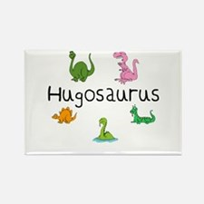 Hugosaurus Rectangle Magnet