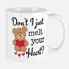 Bear Heart Melt Mug