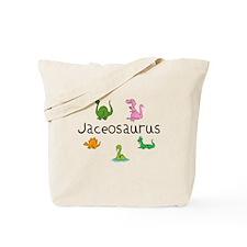 Jaceosaurus Tote Bag