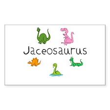 Jaceosaurus Rectangle Decal