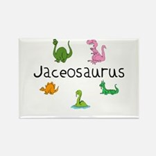 Jaceosaurus Rectangle Magnet