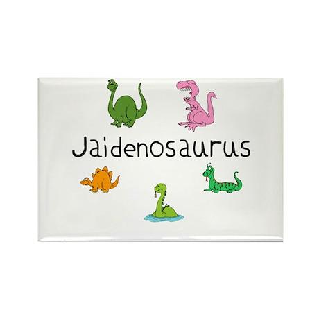 Jaidenosaurus Rectangle Magnet