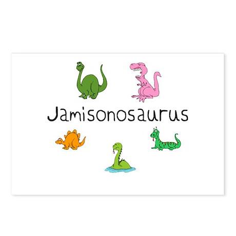 Jamisonosaurus Postcards (Package of 8)