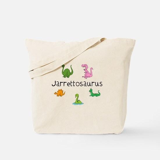 Jarrettosaurus Tote Bag