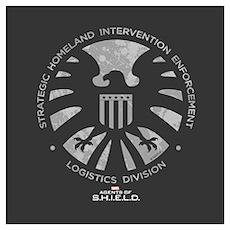 Marvel Agents of S.H.I.E.L.D. Wall Art Poster