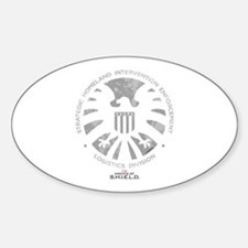 Marvel Agents of S.H.I.E.L.D. Decal