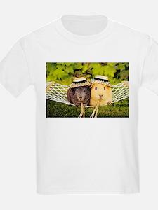 Guinea Pigs On Hammock T-Shirt