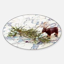 BWCA Moose Decal