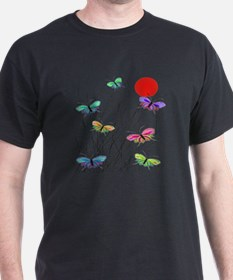 butterflies BEST SHower curtain T-Shirt