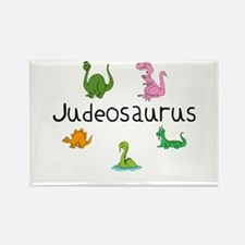 Judeosaurus Rectangle Magnet