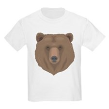 Cute Grizzly bear T-Shirt