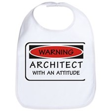 Architect Attitude Bib