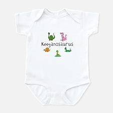Keeganosaurus Infant Bodysuit
