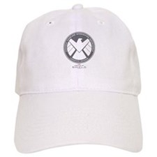 Metal Shield Baseball Cap