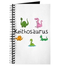 Keithosaurus Journal