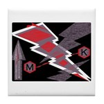 M.K. Tile Coaster