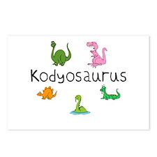 Kodyosaurus Postcards (Package of 8)