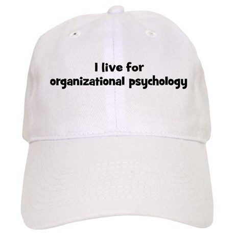 Live for organizational psych Cap