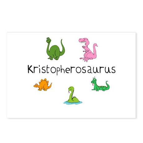Kristopherosaurus Postcards (Package of 8)