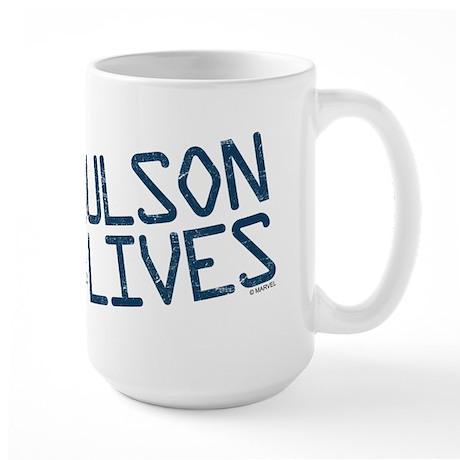 Coulson Lives Large Mug