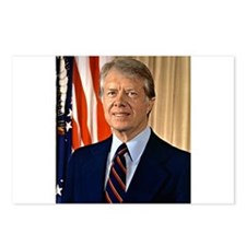 Jimmy Carter Postcards (Package of 8)