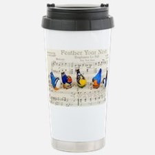 Bird Choir Travel Mug