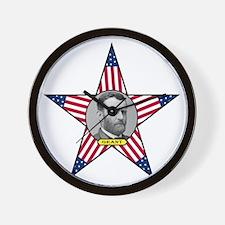 Ulysses Grant Wall Clock