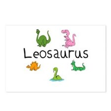 Leosaurus Postcards (Package of 8)