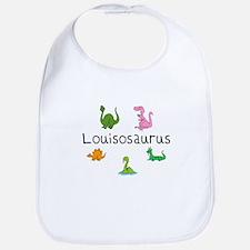 Louisosaurus Bib