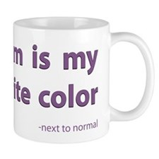 Valium is my favorite color Mugs