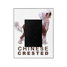 Chinese Crested Picture Frame