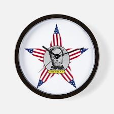 William Tecumseh Sherman Wall Clock