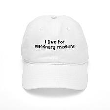veterinary medicine teacher Baseball Cap