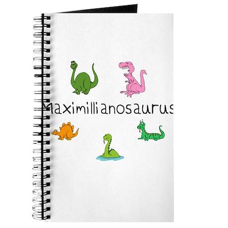 Maximillianosaurus Journal