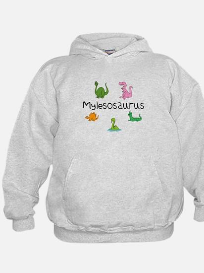 Mylesosaurus Hoodie