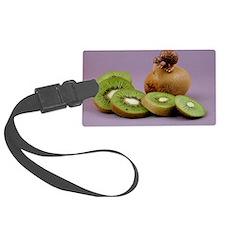 Kiwi on Kiwi Luggage Tag