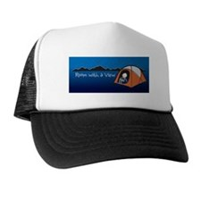 Room with a View Trucker Hat