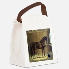 Marco and Sneaker Canvas Lunch Bag