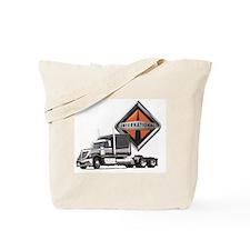 International Lone Star Semi Truck Tote Bag